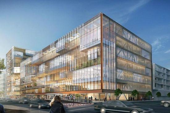 Uber's new corporate headquarters 1