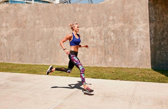 Competitors like Gap's Athleta have entered the space in a big way