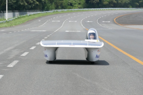 Tokai University is back and looking for another title at the World Solar Challenge with its Tokai Challenger solar car