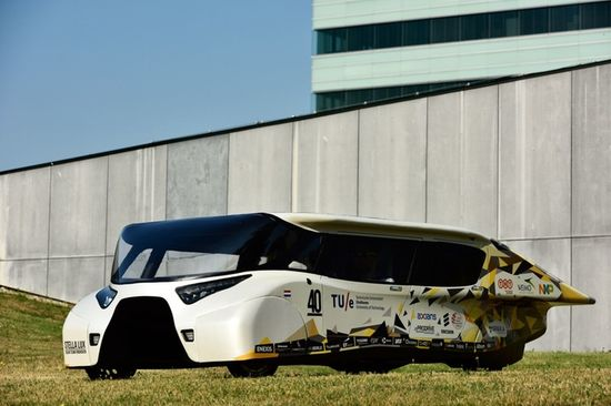 Stella Lux will take part in the Cruiser Class of the Bridgestone World Solar Challenge