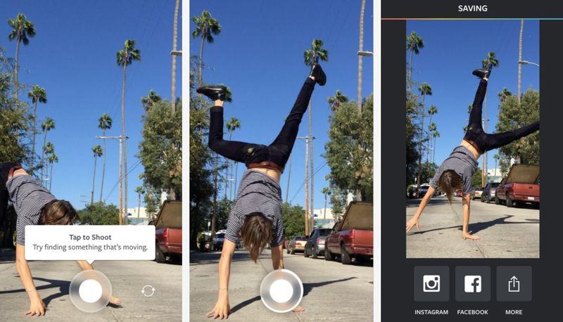 Boomerang screen shots