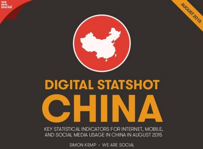Digital Statshot China
