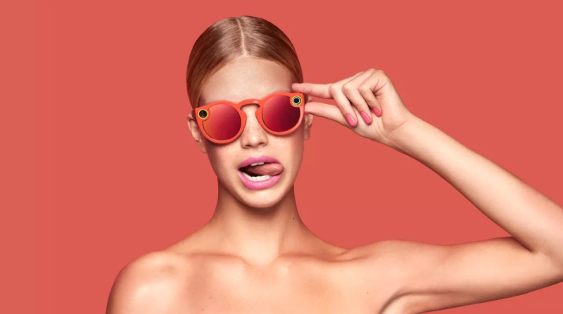 Snapchat Spectacles are Snapchats first hardware product that records short videos in 10-second segments 2