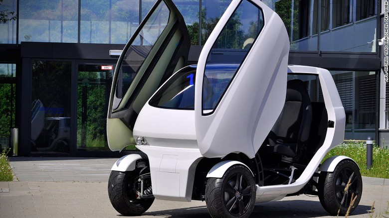 EO Smart Connecting Car version 2 B