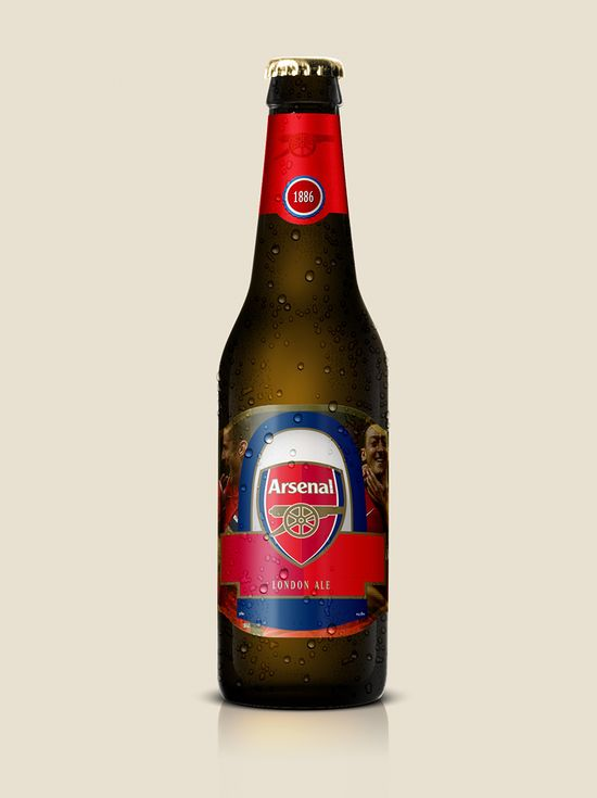 Arsenal's Arsenal London Ale