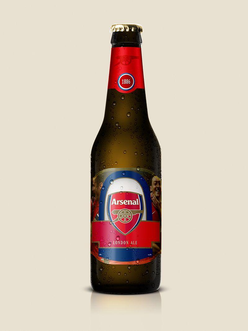 Arsenal's Arsenal London Ale
