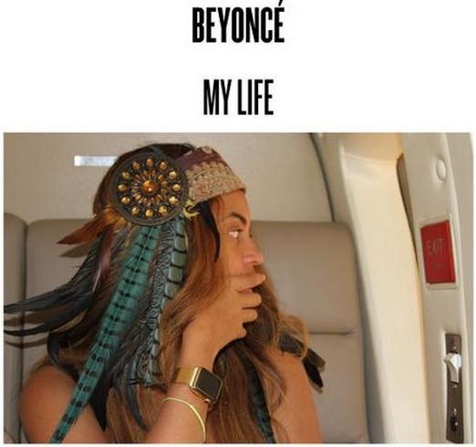 Beyonce My Life