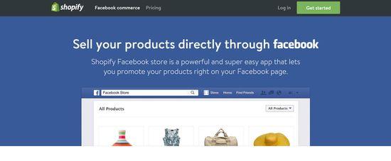 Shopify website 1