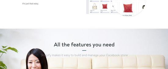 Shopify website 3
