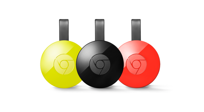 The new Google Chromecast -- One for your TV and One for your music 3