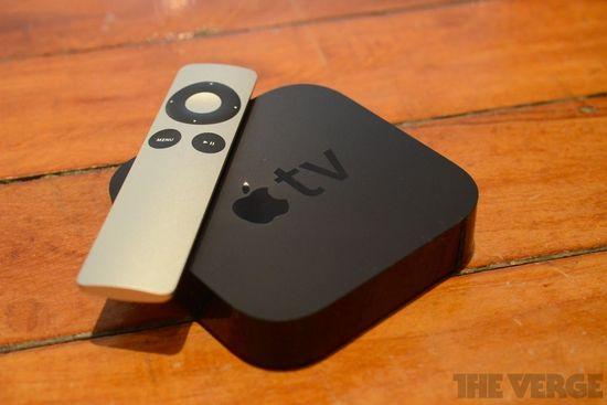 Apple TV for September 2015