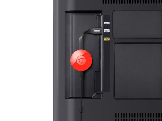 The new Google Chromecast is a wire not a dongle