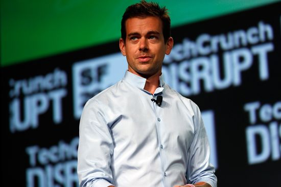 Square Founder and CEO Jack Dorsey