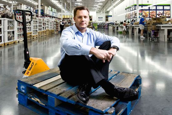 Walmart CEO Doug McMillon