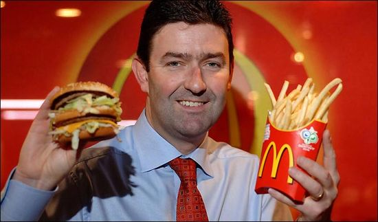 Can McDonald's new CEO Steve Easterbrook lead the company through a possible franchisee rebellion