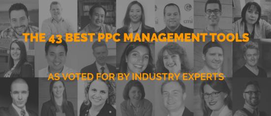 The 43 Best PPC Management Tools -Studio-40