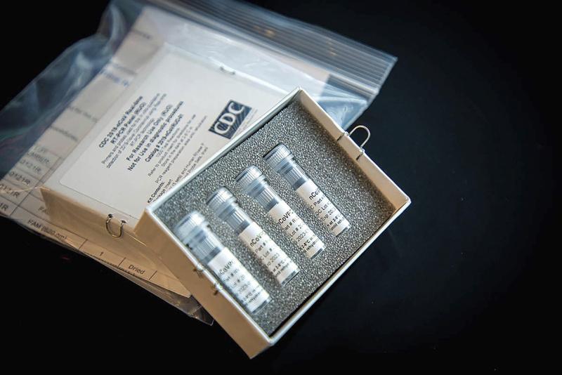 FDA-CDC Approved Corona Virus Test Kits