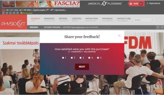 Omnichannel Marketing - Share your feedback
